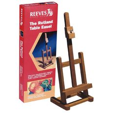 Reeves Easel Rutland Table Top