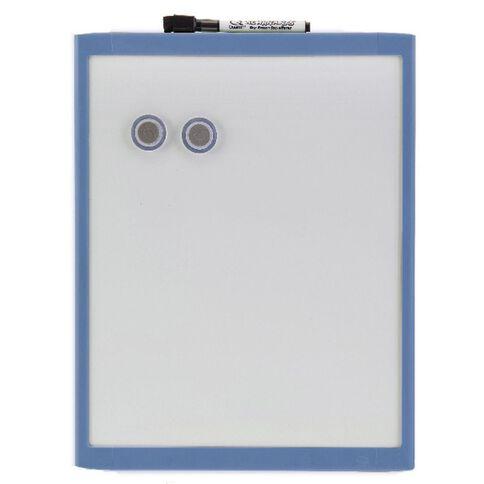 Quartet Basics Whiteboard 280 x 360mm Blue