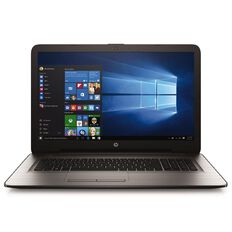HP 17 inch Laptop 17-X011Tx Silver