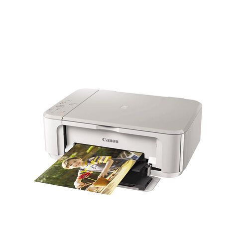 Canon Mg3660 All-In-One Printer White