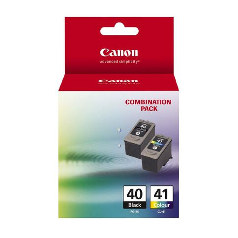 Canon Ink Cartridge PG40/CL41 Combo Pack