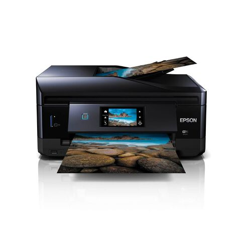 Epson XP820 All-in-One Printer Black