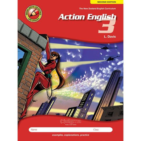 Year 5 Action English 3