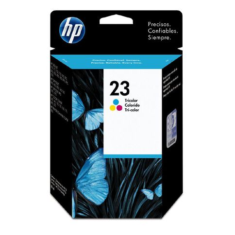 HP Ink Cartridge 23 Tri Colour