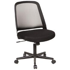 Workspace Modena Meshback Chair Black