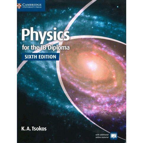 Ib Diploma Year 12 Physics