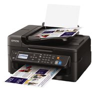 Epson Workforce 2630 All-in-One Printer Black