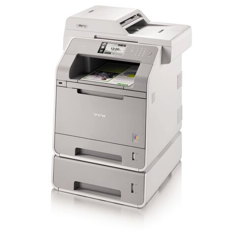 Brother MFCL9550CDW Colour Laser Multifunction White