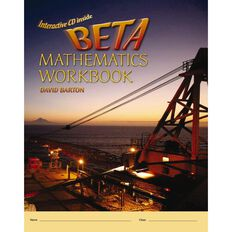 Year 10 Maths Beta Mathematics Workbook