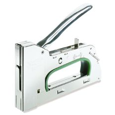 Rapid Staple Gun 34 Tacker Steel Heavy Duty Silver