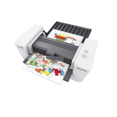 Leitz iLam Laminator Touch Turbo A4 White