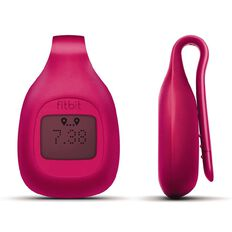 Fitbit Zip Wireless Activity Tracker Magenta Magenta