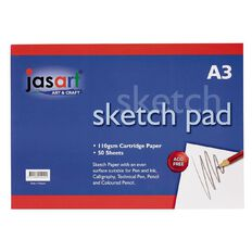 Jasart Sketch Pad 20s
