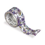 Scotch Duct Craft Tape 48mm x 9.14m Purple Paisley