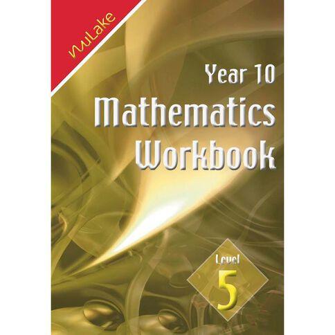 Year 10 Mathematics Workbook