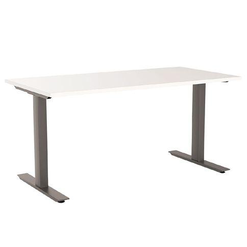 Agile 1200 Desk White/Black