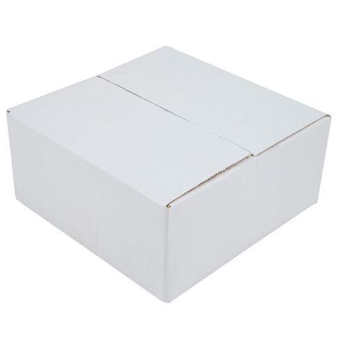 Korrvu Lok Compression Packaging Box White Small