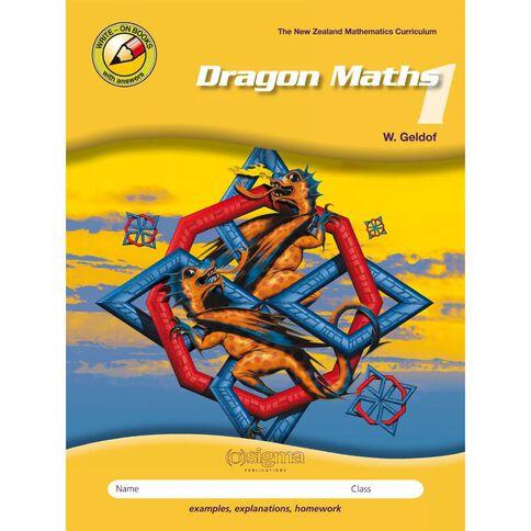 Year 3 Dragon Mathematics 1