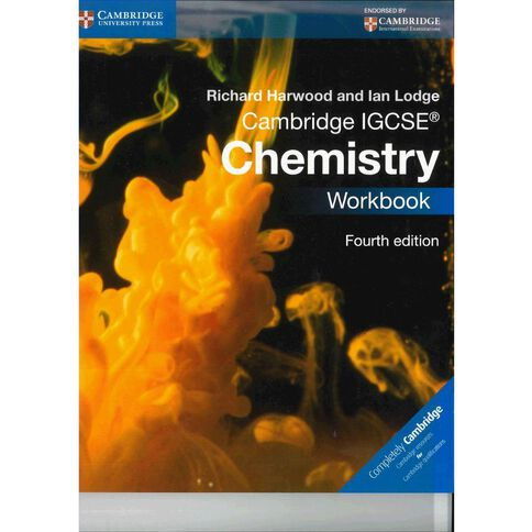 Igcse Year 11 Chemistry Workbook