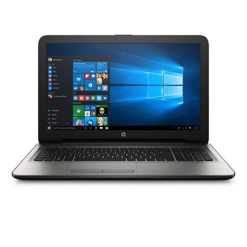 Hp 15-Ay056Tu Laptop Silver