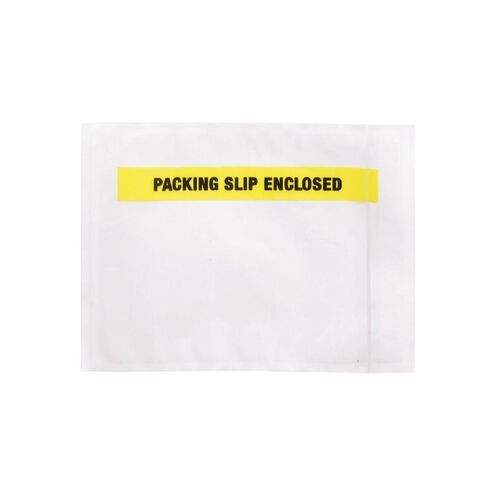 Packing Labelopes Packing Slip Enclosed 1000 Pack White