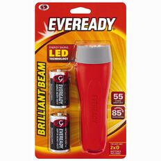Eveready Brilliant Beam Torch 2D