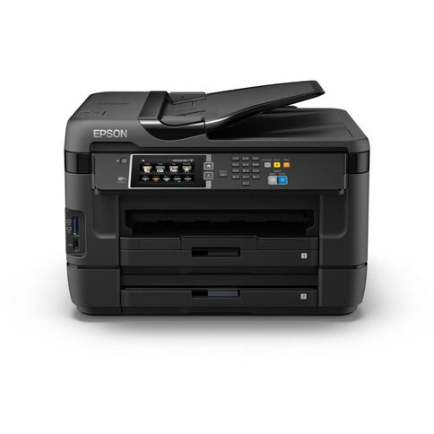 Epson Workforce 7620 All-in-One Printer A3 Black