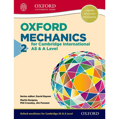As/A Year 12/13 Mechanics 2