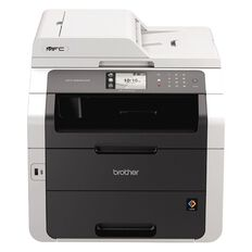 Brother MFC9340CDW Colour Laser Multifunction Black