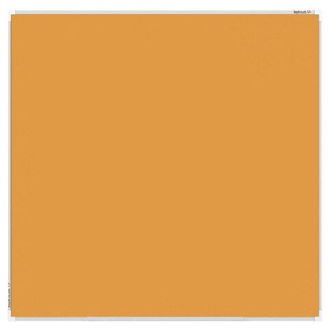 Boyd Visuals Corkboard 900 x 900mm Brown