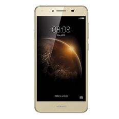 Vodafone Huawei Y6 Elite Locked Bundle Gold