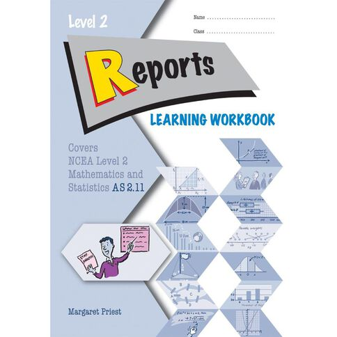 Ncea Year 12 Reports 2.11 Learning Workbook
