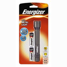 Energizer 4 LED Metal Torch 2AA