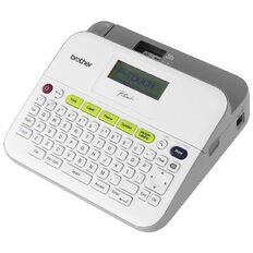 Brother Desktop Label Maker Ptd400 White