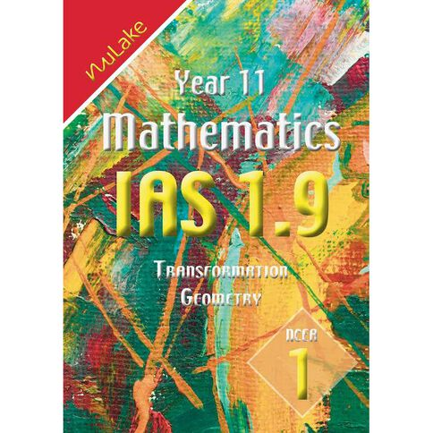 Nulake Year 11 Mathematics Ias 1.9 Transformation Geometry