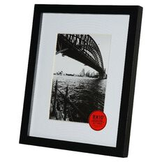 Adventure 8 x 10 Photo Frame Black