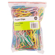 Impact Paperclips 33mm 300 Pack