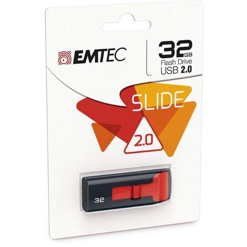 Emtec Usb C450 32Gb Blue
