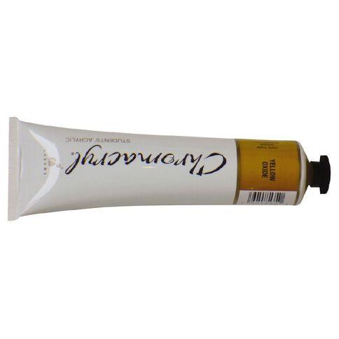 Chromacryl Paint 75ml Oxide