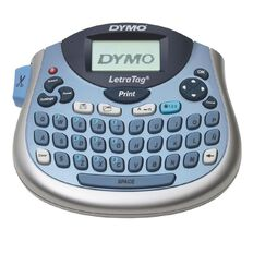 Dymo LT100-T Letratag Label Machine Blue
