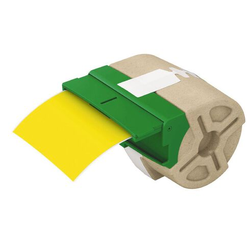 Leitz Icon Label Cartridge Continuous Plastic 88mm x 10m Yellow
