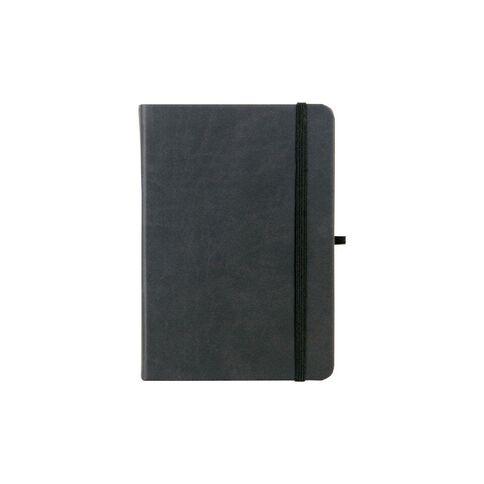 Paper Lane Journal PU B6 Black Black