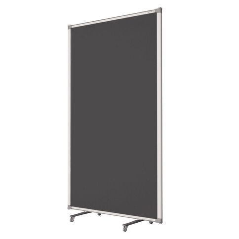 Boyd Visuals Free Standing Partition 1500H Grey