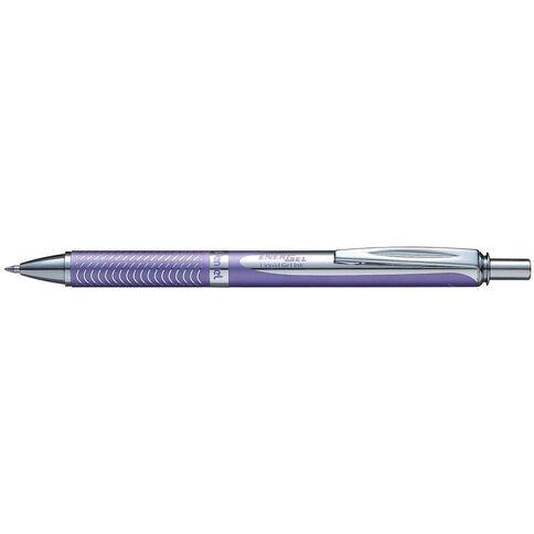 Energel Aluminium Pen Ink 0.7mm Violet