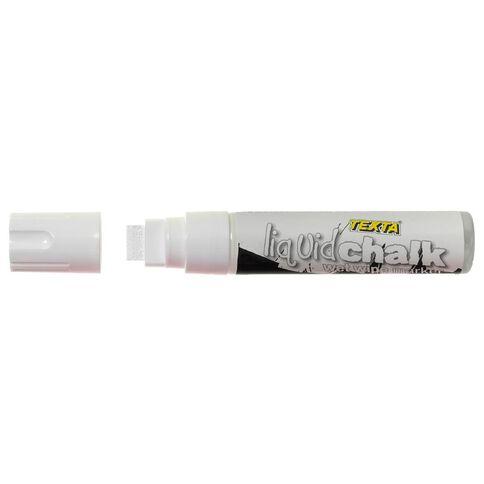 Texta Jumbo Liquid Chalk Wet Wipe White