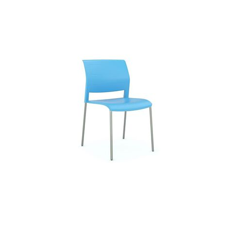 Game Silver Chair Aqua