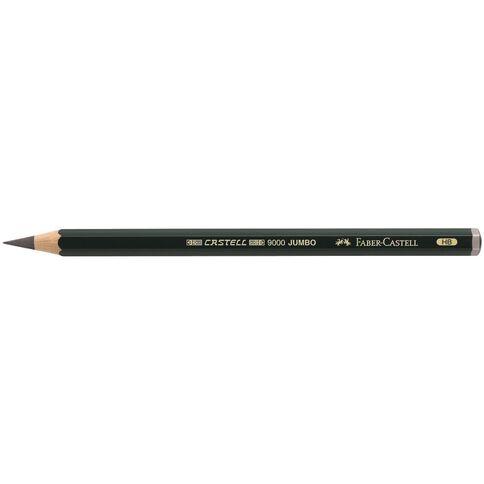 Artist Grade 9000 Jumbo Pencil HB