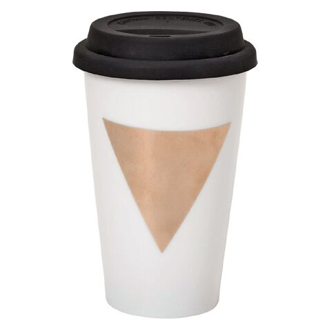 Banter Strong Takeaway Coffee Cup White
