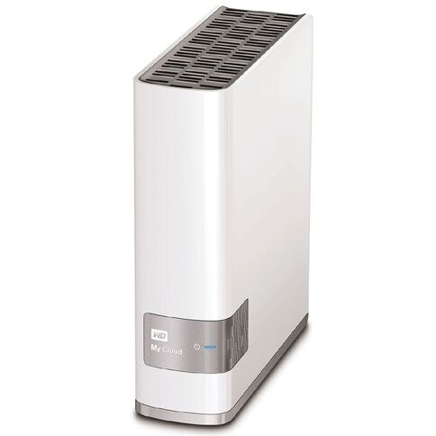 Wd My Cloud 4Tb Personal Cloud Storage White