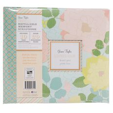 Grace Taylor Scrapbook Album 12X12 Annabelle Multi-Coloured